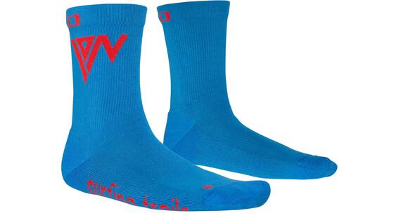ION Pole Mid Socks stream blue
